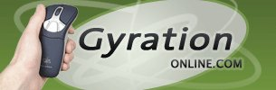 Comprar Gyration Gyration GO 2,4 Optical Air Mouse PRO en Tienda Gyration Online | Su tienda Gyration en Internet